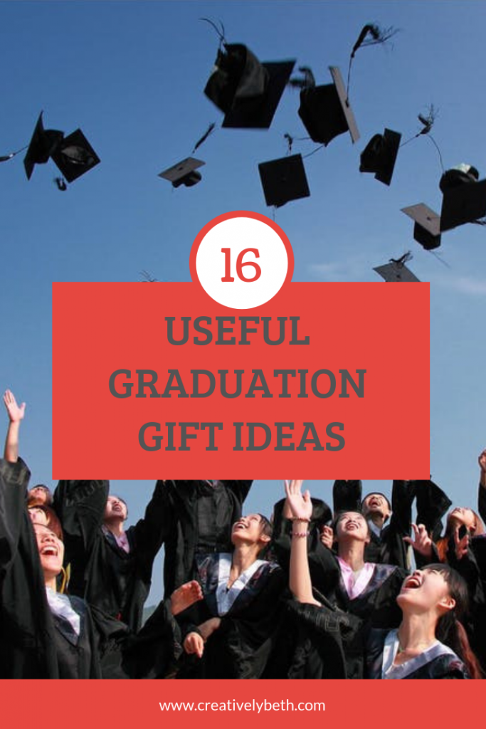 16 Useful Graduation Gift Ideas Complied by High School and College Graduates