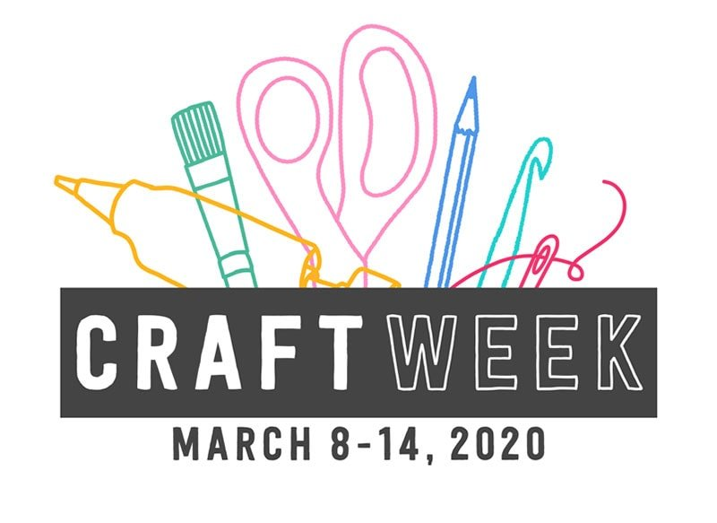 CRAFTWEEK 2020 with Creatively Beth #creativelybeth #craftweek2020