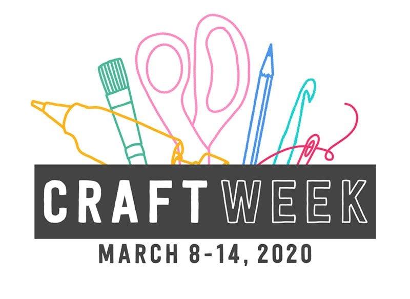 CRAFTWEEK 2020 with Creatively Beth #creativelybeth #craftweek2020