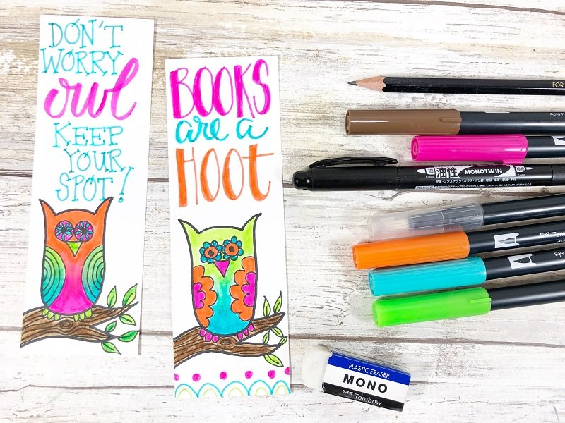 How to Doodle Owls in Four Easy Steps Creatively Beth #creativelybeth #owls #freeprintable #howtodoodle #drawing