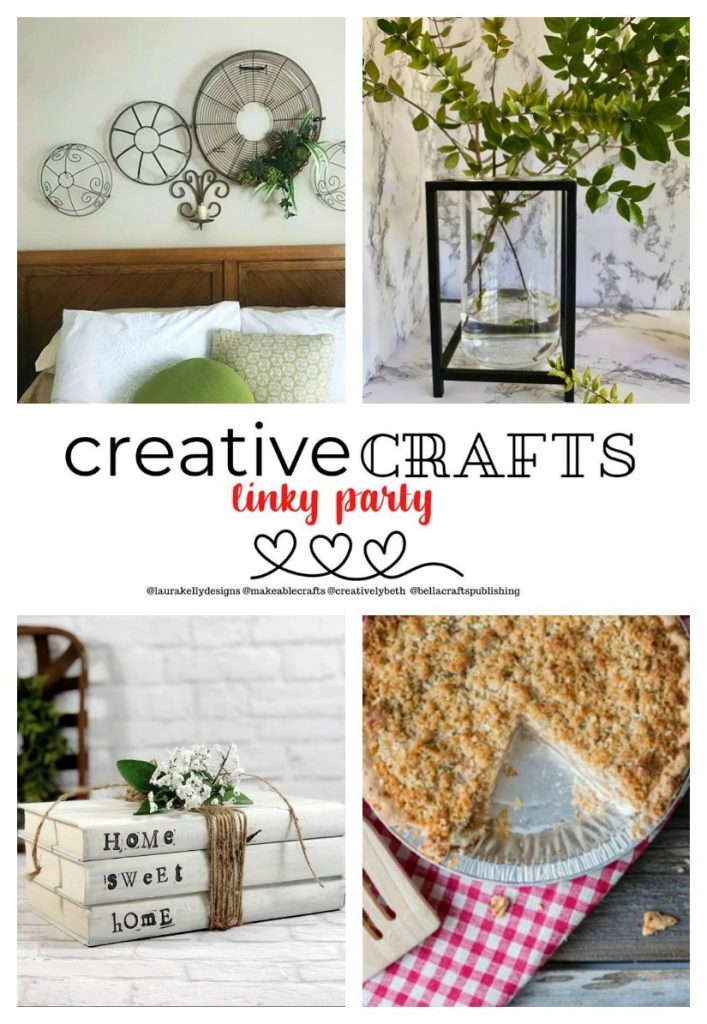 Creative Crafts Linky Party #3 Features Makeable Crafts Me and My Inklings Creatively Beth #creativecrafts #creativelybeth #linkyparty