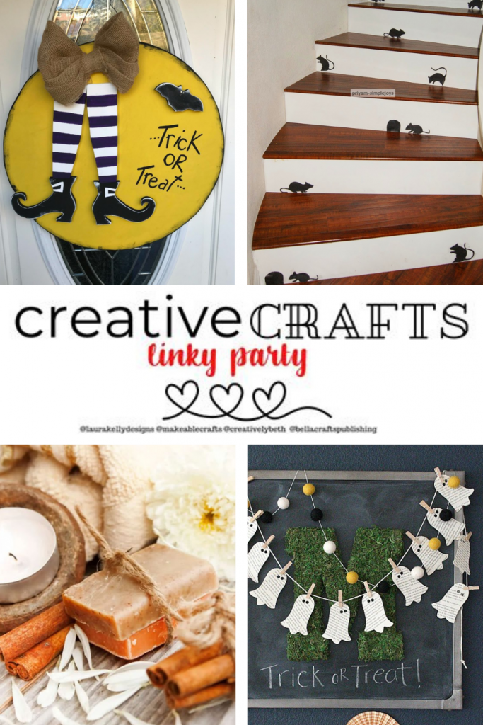 Creative Crafts Linky Party #10 Creatively Beth