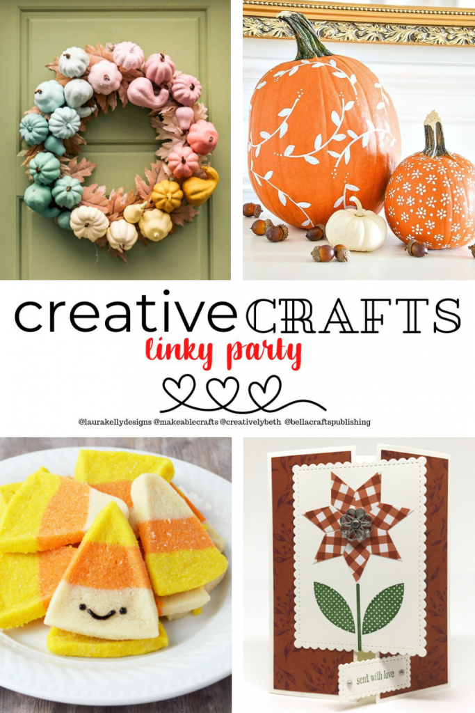 Creative Crafts Linky Party #13 Join in the FUN!