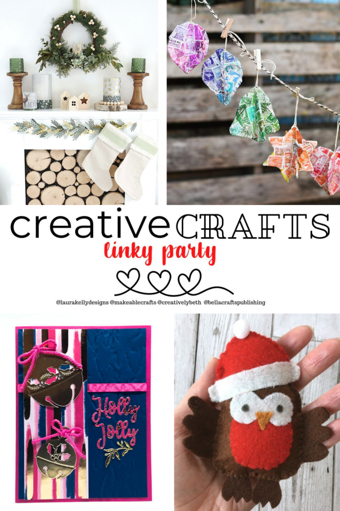 Creative Craft Linky Party #18 Join in the FUN with Creatively Beth #creativelybeth #creativecraftslinkyaprty18 #linkyparty #crafts #recipes