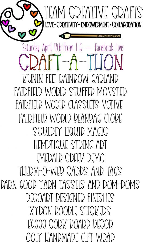 Team Creative Crafts Craft-A-Thon #teamcreativecrafts #craftathon #creativelybeth #laurakellydesigns #bellacraftspublishing