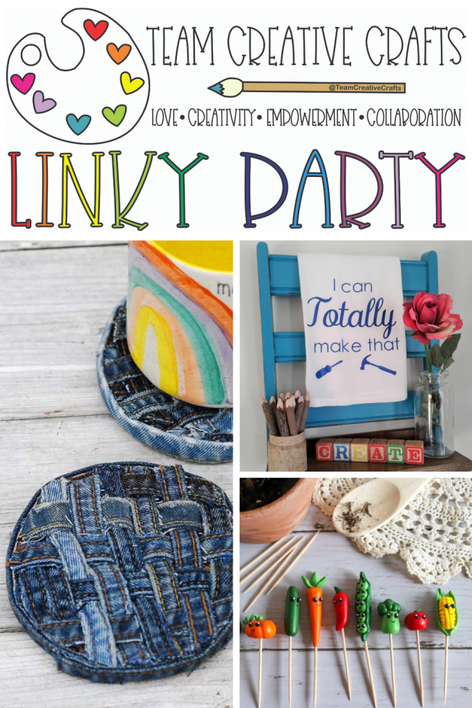 Creative Crafts Linky Party #36 Join in the FUN!  Featured images and projects from some talented designers.  Creatively Beth #teamcreativecrafts #creativecraftslinkyparty #linkyparty #creativelybeth #laurakellydesigns #bellacraftspublishing #annbutlerdesigns