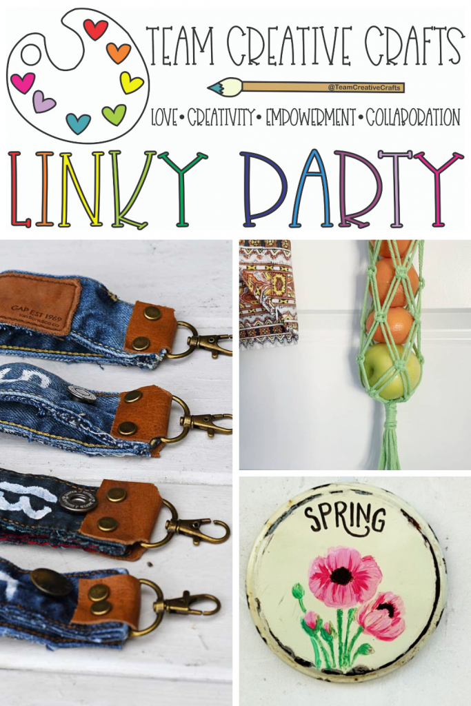 Creative Crafts Linky Party #39 Join in the Fun with Creatively Beth Ann Butler Designs and Laura Kelly Designs