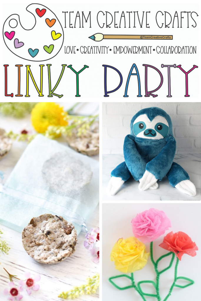 Creative Crafts Linky Party #40 Join in the FUN with Creatively Beth Ann Butler Designs and Laura Kelly Designs #CreativeCraftsLinkyParty #TeamCreativeCrafts