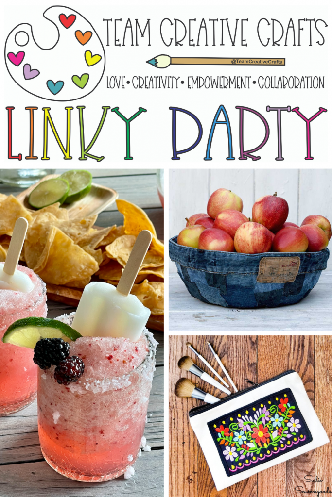 Creative Crafts Linky Party #41 Join in the FUN with Creatively Beth, Laura Kelly Designs and Ann Butler Designs