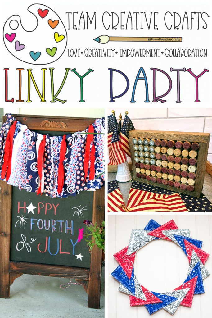 Creative Crafts Linky Party #46 with Creatively Beth, Laura Kelly Designs and Bella Crafts Publishing #creativelybeth #linkyparty #teamcreativecrafts #creativecraftslinkyparty46