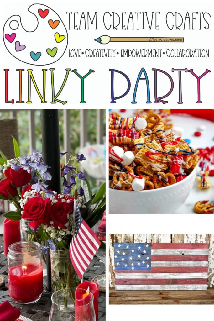 Creative Crafts Linky Party #48 Join in the FUN with Creatively Beth, Laura Kelly Designs and Bella Crafts Publishing #teamcreativecrafts #linkyparty #creativelybeth