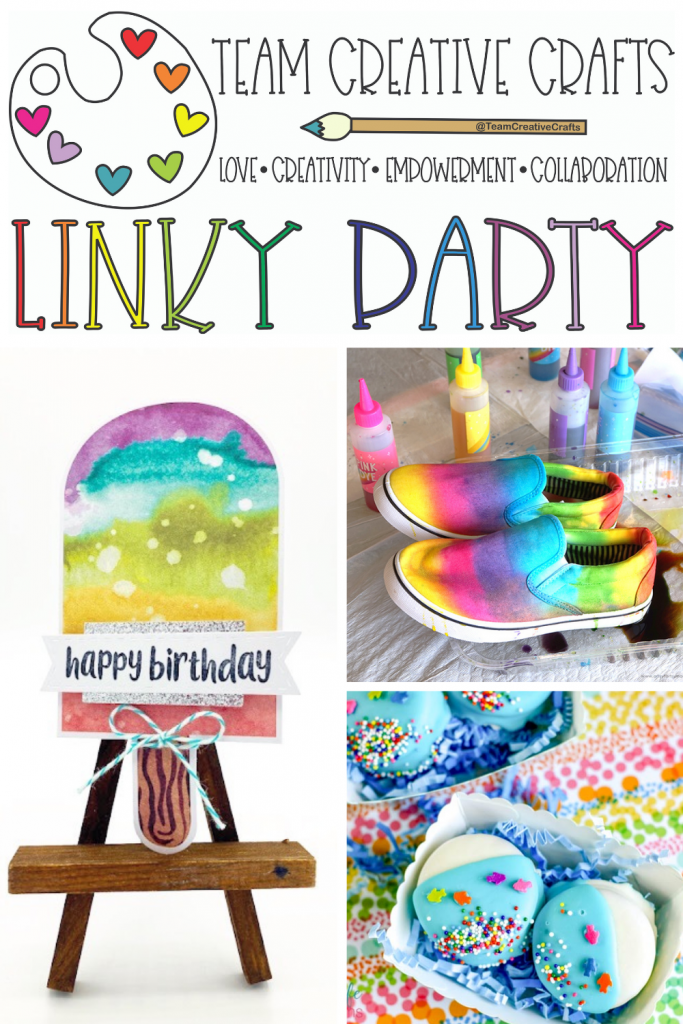 Creative Crafts Linky Party #49 Join in the FUN! with Creatively Beth, Bella Crafts Publishing and Laura Kelly Designs #creativecraftslinkyparty #creativelybeth #linkyparty #creativecrafts #bestcreativecrafts