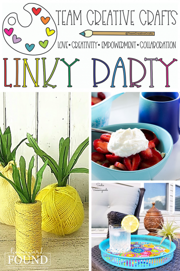 Creative Crafts Linky Party #5 with Creatively Beth, Bella Crafts Publishing and Laura Kelly Designs. #creativelybeth #teamcreativecrafts #creativecraftslinkyparty #linkyparty