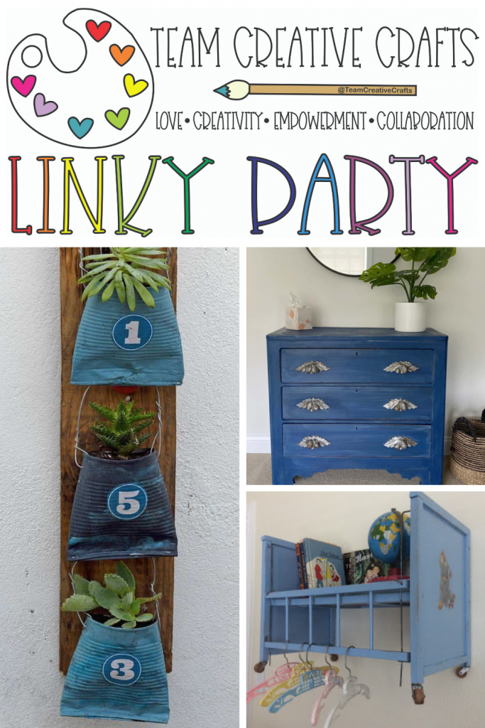 Creative Crafts Linky Party #54 Join in the FUN with Creatively Beth #creativecrafts #linkyparty #creativelybeth #laurakellydesigns #bellacraftspublishing