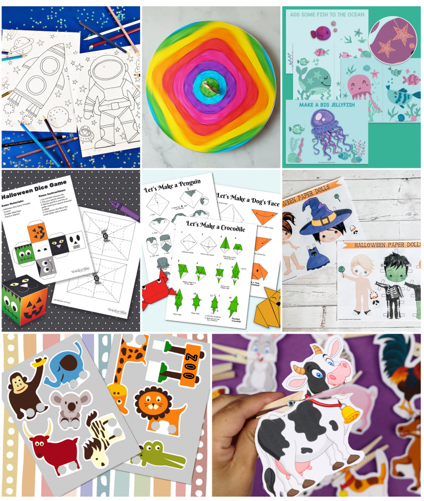 8 Totally FREE Kids Printables and Games Creatively Beth #creativelybeth #totallyfreeprintables #printableforkids #freeprintables #coloringpages